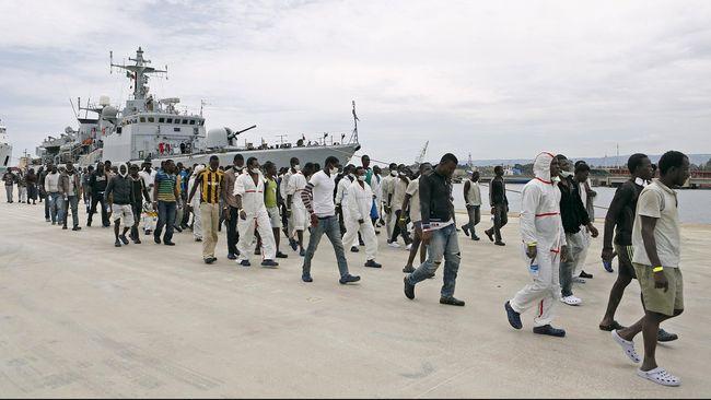 Israel Minta Pengungsi Afrika Angkat Kaki Jika Tak Mau Dibui