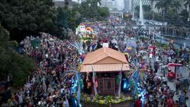 Dishub DKI Tutup Sementara Sejumlah Jalan Saat Jakarnaval