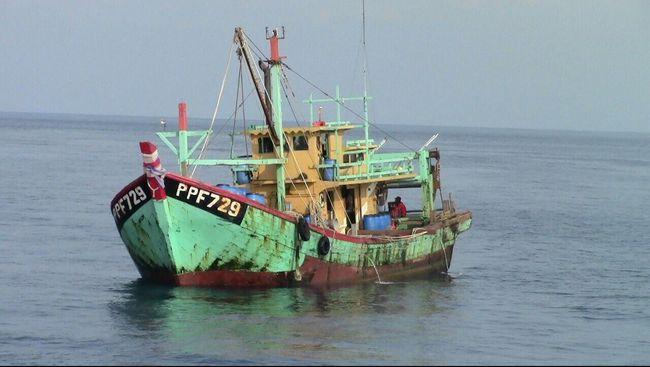 Sri Mulyani Angkat Suara soal Penenggelaman Kapal ala Susi
