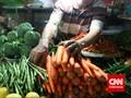 Ahok Pasrah Jika Harga Sayur di Jakarta Meroket