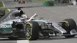 Lewis Hamilton Pole Position GP Austria