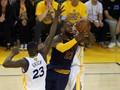 Kembali Overtime, Cavaliers Menangi Partai Dua Final NBA
