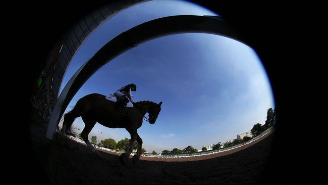 Arena Kuda Pulomas untuk Asian Games Rampung Akhir Desember