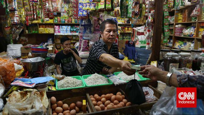 BPS Jelaskan Gejolak Harga Cabai dan Beras Terhadap Inflasi