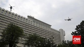 Hotel Borobudur Respons Tudingan Amien Rais soal Genderuwo