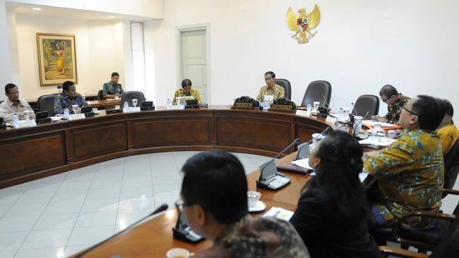 Jokowi Bentuk Tim Peningkatan Penggunaan Produksi Domestik