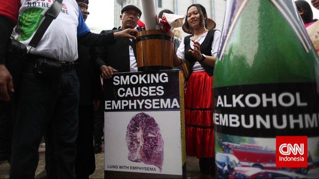 Cukai Rokok Bakal Naik, Siap-Siap Pengangguran Bertambah