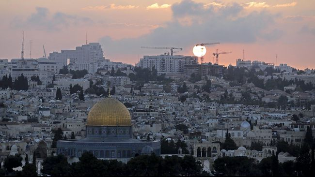 Amerika Serikat Bakal Buka Kedutaan di Yerusalem pada 2019