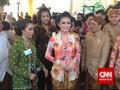 Calon Mantu Jokowi Lakukan Siraman dengan Air Tujuh Sumber