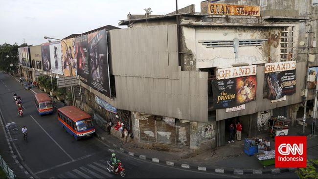 Bangun Bioskop Rakyat, Pasar Jaya Patok Harga Tiket Rp20 Ribu
