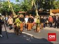 Megawati dan Menteri Susi Saksikan Sahnya Nikah Gibran-Selvi