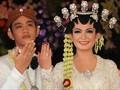 Gibran Masih 'Pelit' Senyum Meski di Pesta Pernikahannya