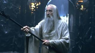 'Lord of the Rings' Diciutkan ke Layar Kaca