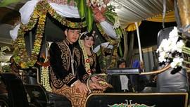 Nama Cucu Presiden Jokowi Masih Dirahasiakan