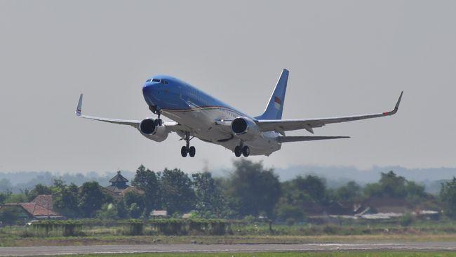 Pesawat Sewaan Jokowi ke AS Bisa Mengudara hingga 14 Jam