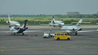 Merapi Erupsi, Kemenhub Tutup Sementara Bandara Adi Soemarmo
