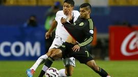 Permainan Meksiko Membosankan, Jesus Corona Man of the Match