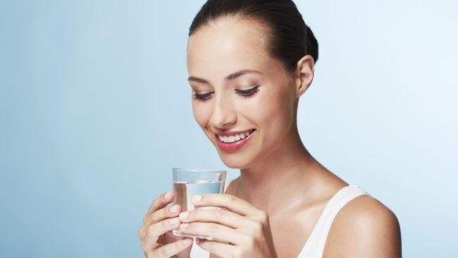 Anda Tidak Perlu Minum Delapan Gelas Air Sehari