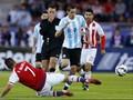 Argentina vs Paraguay Imbang 2-2