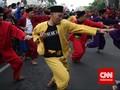 Jago Betawi, Calon Pelatih Cakrabirawa hingga Koreografer