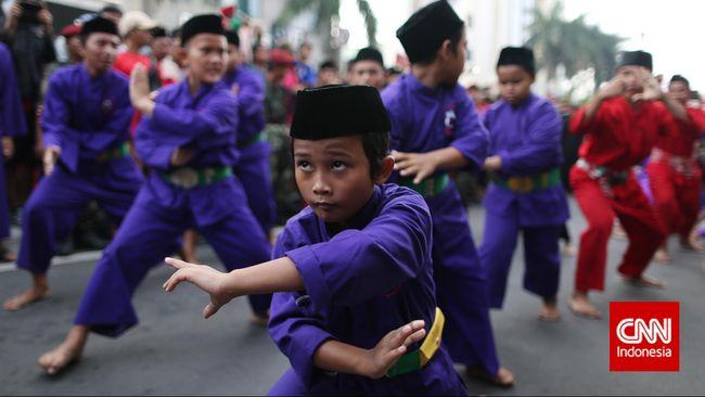 Pencak Silat Indonesia Minta Dukungan Dana Rp100 Miliar