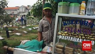 Geliat Ekonomi Mikro di Lokasi Pengingat Mati