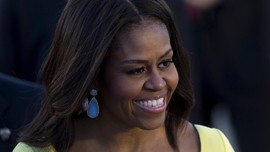 Michelle Obama Tampil di 'Carpool Karaoke' Demi Amal