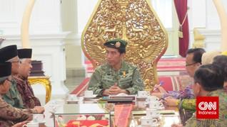 Jokowi 'Curhat' Soal Ancaman Mafia ke PP Muhammadiyah