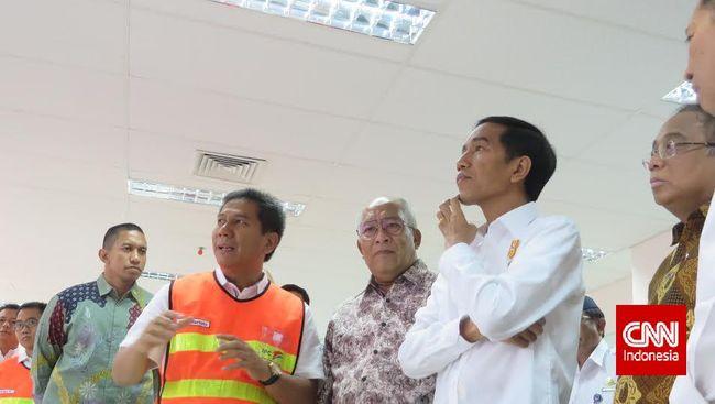 Harga Timah Lesu, Jokowi Minta Pariwisata Belitung Digenjot