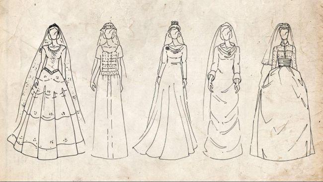 Gaun Gaun Pernikahan Kerajaan Paling Ikonik Seabad Terakhir