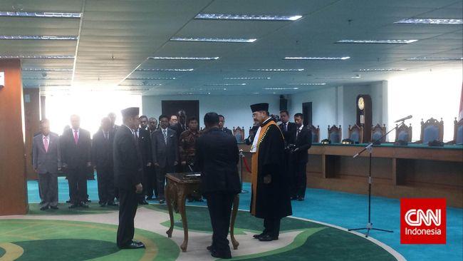 Erwin Riyanto Dilantik jadi Deputi Gubernur BI Baru
