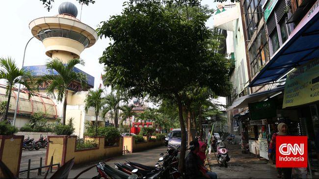 Blok M: Konsep Belanda demi Kawasan Terpadu Jakarta