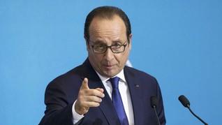 Francois Hollande: Perancis Bermasalah dengan Islam