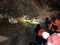 Tebing Batu di Pantai Gunungkidul Runtuh, Empat Tewas