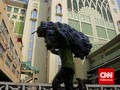 Sandi Klaim Penataan Tanah Abang Lebih Baik dari Jokowi-Ahok