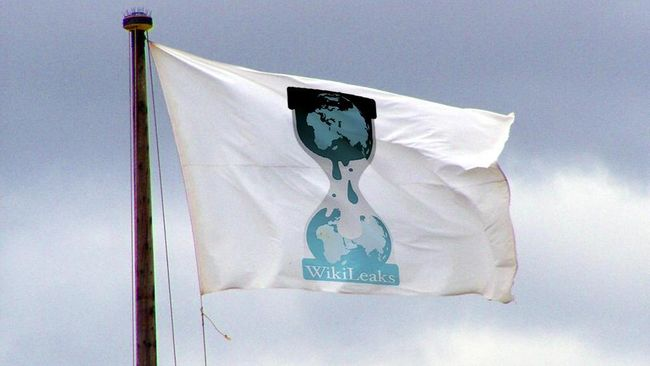 WikiLeaks Rilis 600 Ribu Dokumen Diplomat Arab Saudi