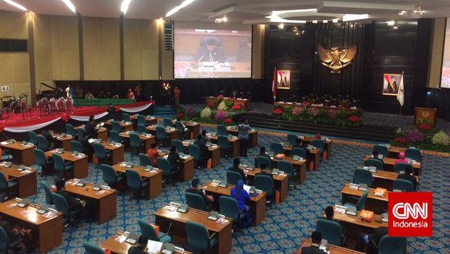 Fraksi DPRD Mulai Kirim Anggota Pansus Pemilihan Wagub DKI