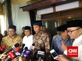 Jokowi dan Petinggi Parpol Bahas Kabinet di Rumah Ketua PAN