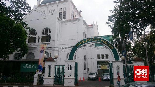 Masjid Cut Meutia, dari Markas Belanda sampai Panggung Jazz