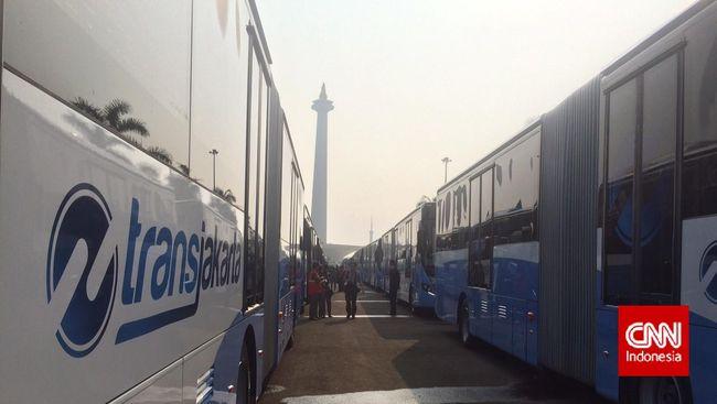 Kecelakaan Transjakarta, Ahok: Ganti Semua Busnya!