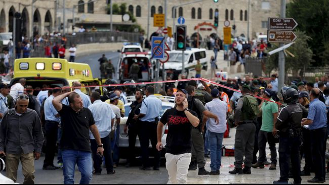 DPR AS Sahkan UU Setop Bantuan bagi Palestina