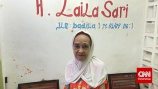 Laila Sari Pamit Kondangan ke Bekasi sebelum Meninggal