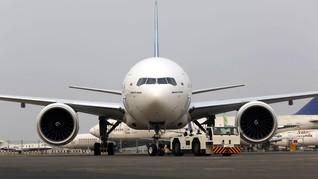 Terminal 2E Soetta Kebakaran, 80 Penerbangan Garuda Tertunda