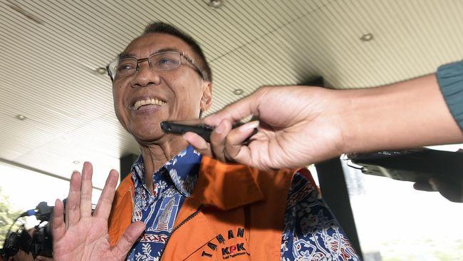 Jero Wacik dan Choel Mallarangeng Ikut Ajukan PK