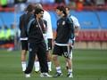 Presiden Argentina Anggap Messi Lebih Baik Dibanding Maradona