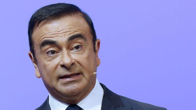 Carlos Ghosn Resmi Bebas dari Penjara