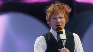 Ed Sheeran Tanggapi Dingin Kisruh Aset Musik Taylor Swift