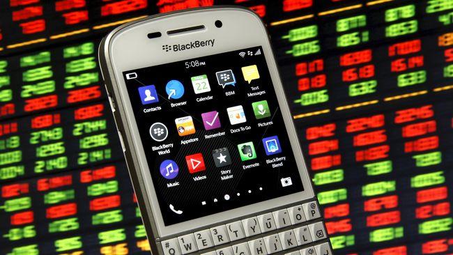 Facebook akan Tinggalkan BlackBerry