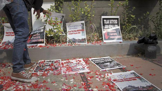 Menanti Penuntasan Tragedi Kudatuli PDI di Era Jokowi