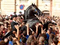 Warga Spanyol Sambut Musim Panas dengan Festival Santo John